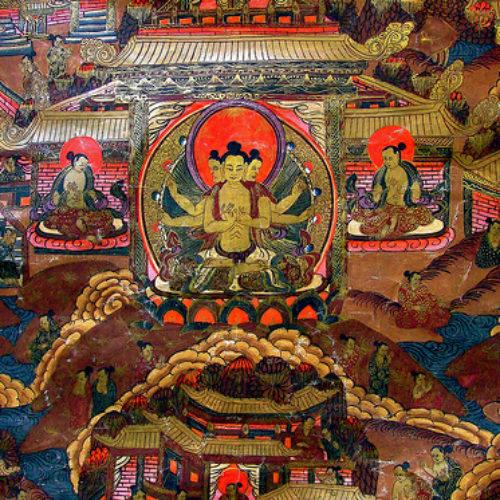 THANGKA: Họa phẩm đặc dụng của Phật giáo Kim Cang thừa