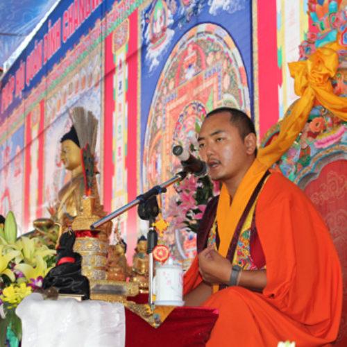 Nhiếp chính vương Gyalwa Dokhampa nói về hạnh phúc