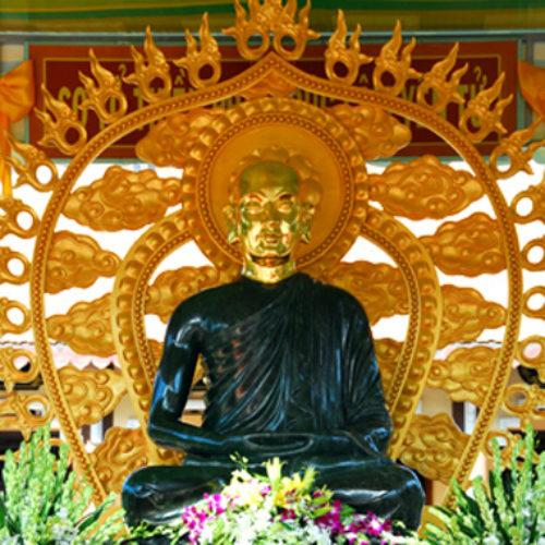 Đại lễ tưởng niệm 705 năm ngày Phật Hoàng Trần Nhân Tông nhập Niết Bàn