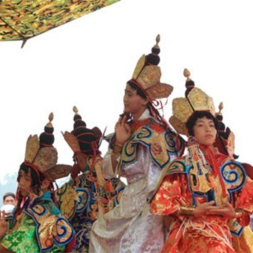 Bí ẩn vũ điệu Mandala của Phật giáo Kim cương thừa