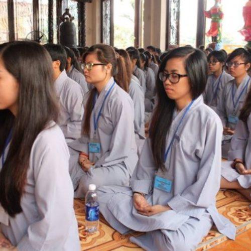 Gieo Hạt Từ Tâm Kỳ 36 Khóa tu giải quyết các vấn đề về bạo lực học đường