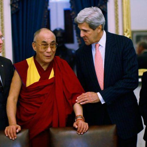 Ngoại trưởng Mỹ chúc mừng sinh nhật Đức Dalai Lama