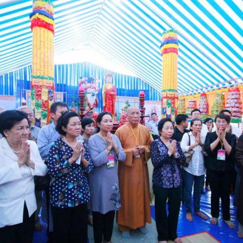 Đại lễ cầu siêu các anh hùng liệt sĩ tại Côn Đảo