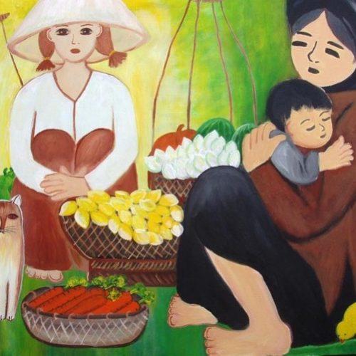 """Gieo Hạt Từ Tâm kỳ 41 dành cho bé: """"Con yêu ba, con yêu mẹ"""""""
