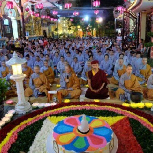TPHCM: Quan Âm Tu Viện tổ chức lễ vía Bồ tát Quan Thế Âm
