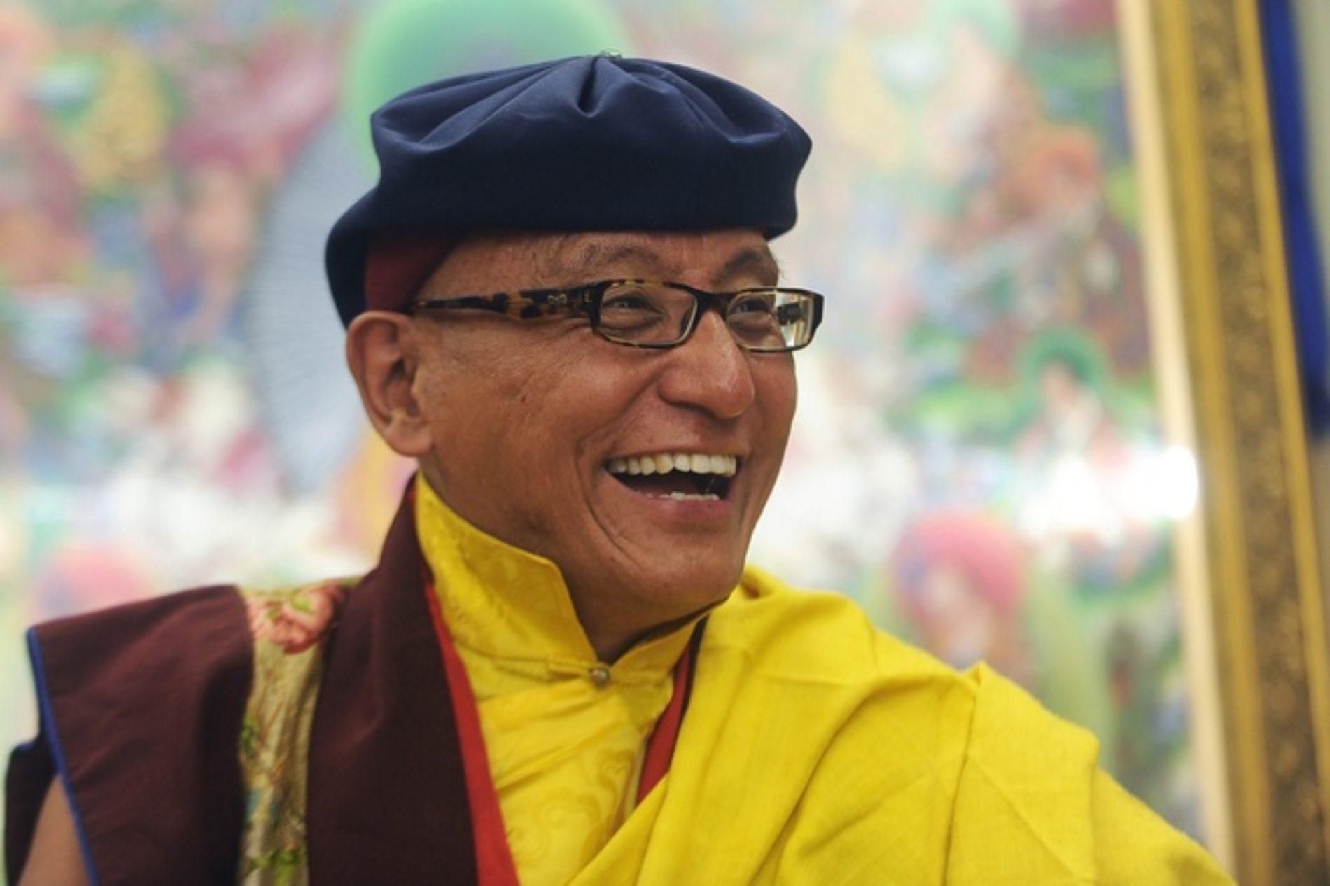 Hàng trăm Phật tử đón Pháp Vương Drukpa trở lại Việt Nam