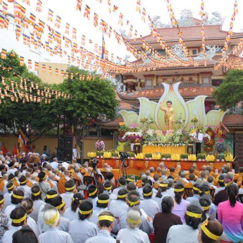 Chương trình Kính mừng Đại lễ Phật đản PL.2560 – DL. 2016