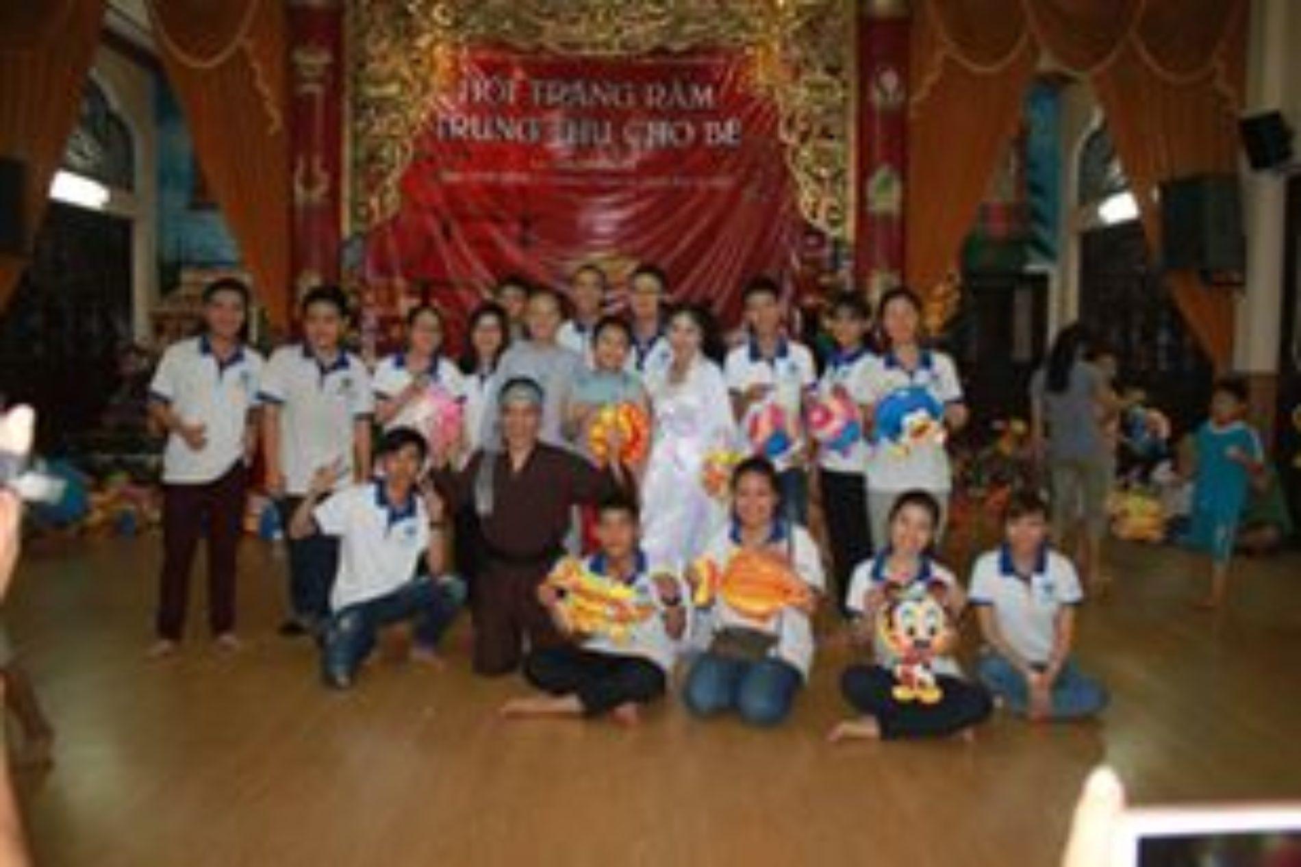 QATV: Bé vui ngày Hội Trăng Rằm Trung Thu