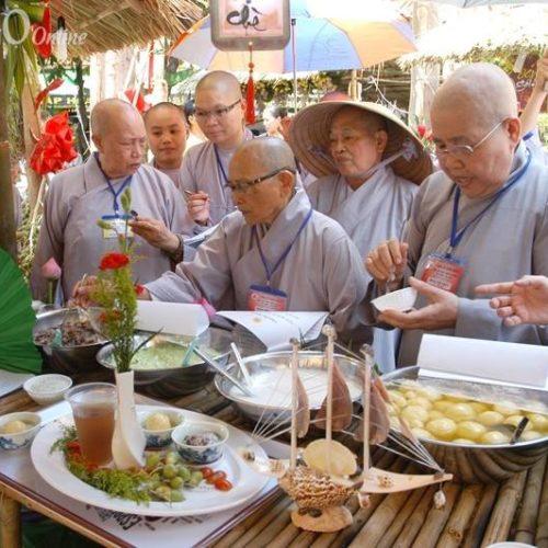 Tuần lễ văn hóa Phật giáo diễn ra tại Chùa phổ Quang, Q. Tân Bình