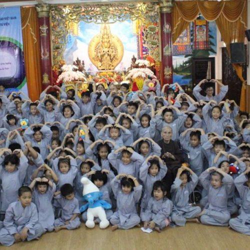 """KHÓA TU """"GIEO HẠT TỪ TÂM"""" Kì 57 – Chủ đề: """"Em Bé Phật! (The Little Buddha) """""""