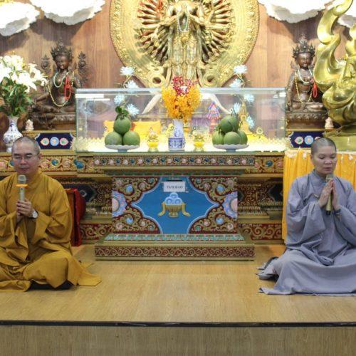QATV: Khóa tu Thiền lần thứ 3 – 20/05/2018