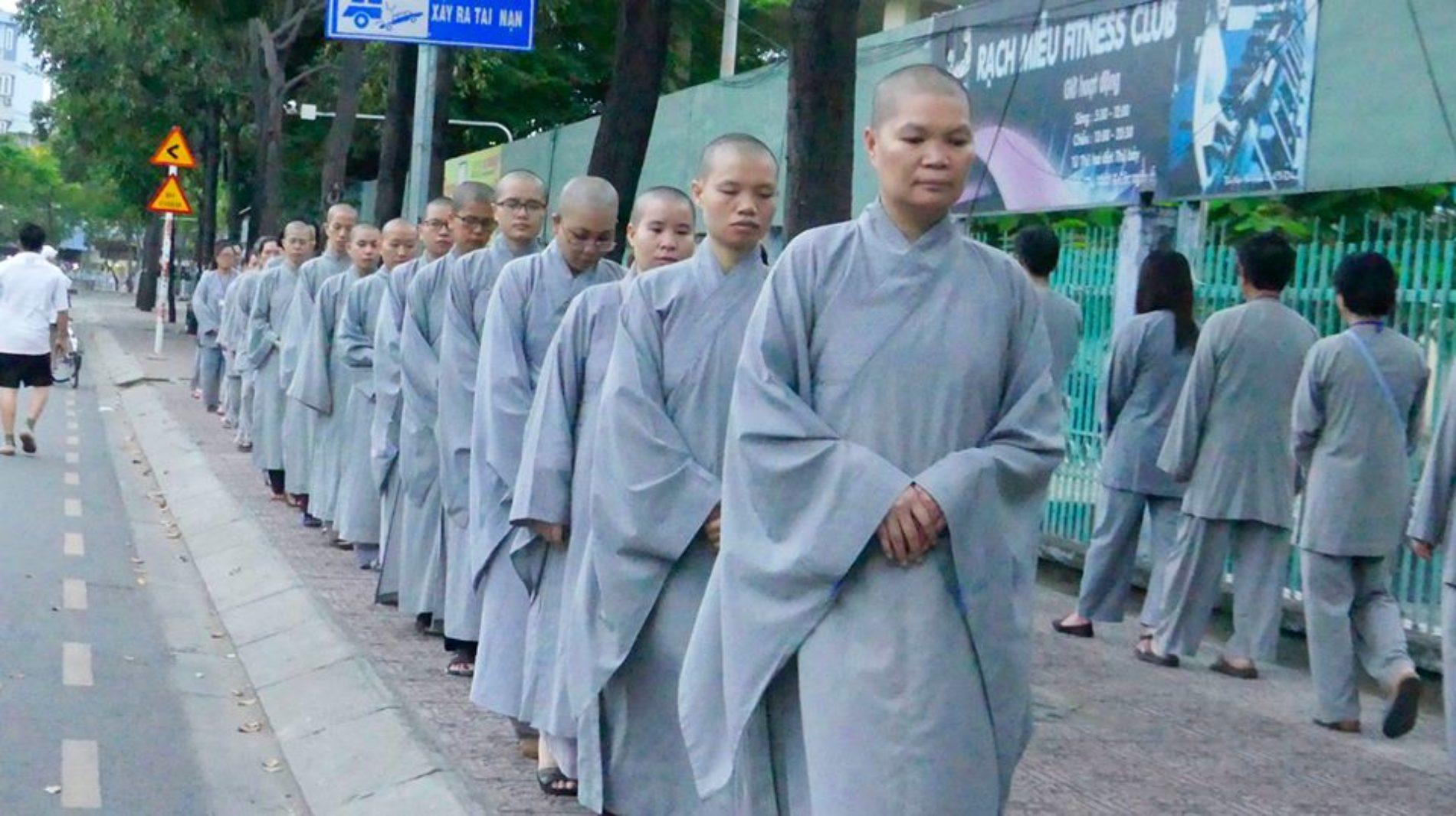 """Khóa tu Thiền """"Tâm An Lạc"""" lần 9 (24/11 – 30/11/2018)"""