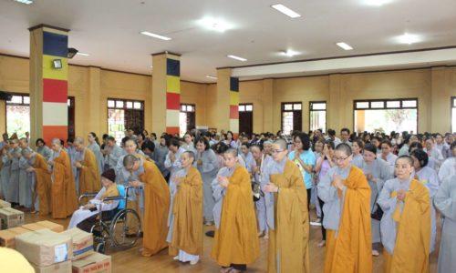 Quan Âm Tu Viện thông báo chương trình viếng cảnh chùa đầu xuân Kỷ Hợi